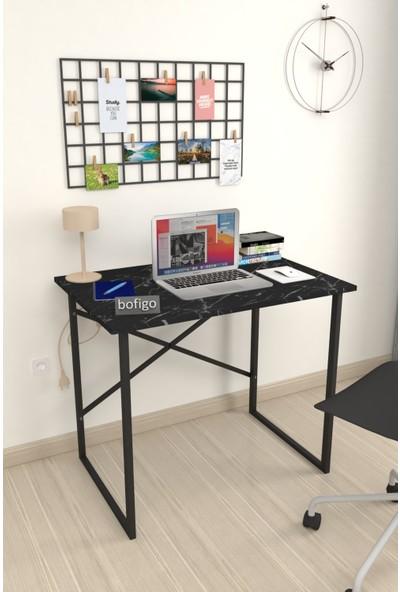 Bofigo 60X90 cm Çalışma Masası Bilgisayar Masası Ofis Ders Yemek Masası Bendir