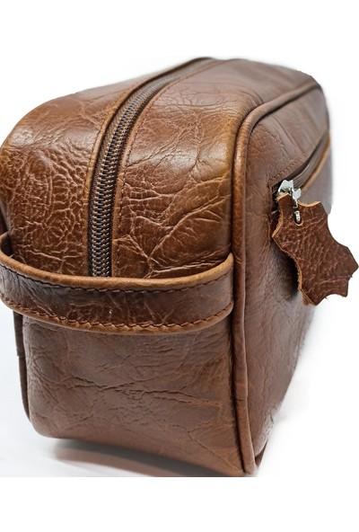 Boldy Erkek Kozmetik Çantası Tıraş Çantası Seyahat Çantası Makyaj Çantası El Çanta Bakım Çanta