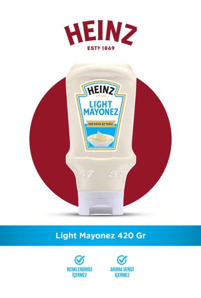 Heinz Light Mayonez 420 gr