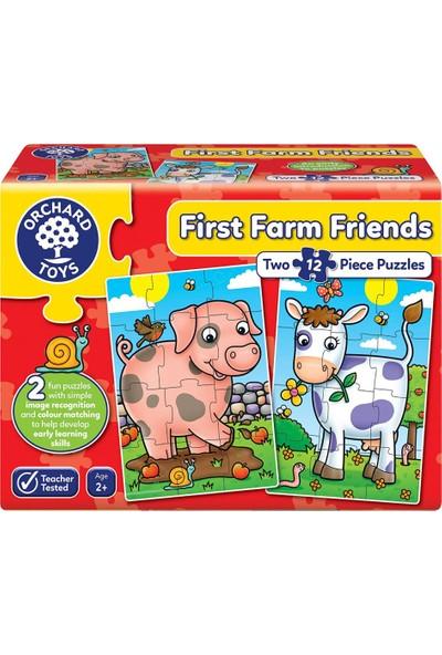 Orchard Ilk Çiftlik Arkadaşlarım (First Farm Friends) Puzzle 2+Yaş 292