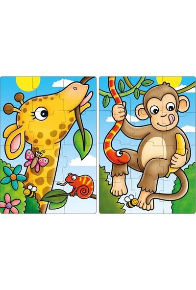 Orchard Ilk Orman Arkadaşlarım (First Jungle Friends) Puzzle 2+Yaş 293