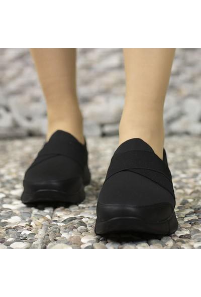 Ayakkabiburada 186 Ortopedi Günlük Kadın Spor Ayakkabı