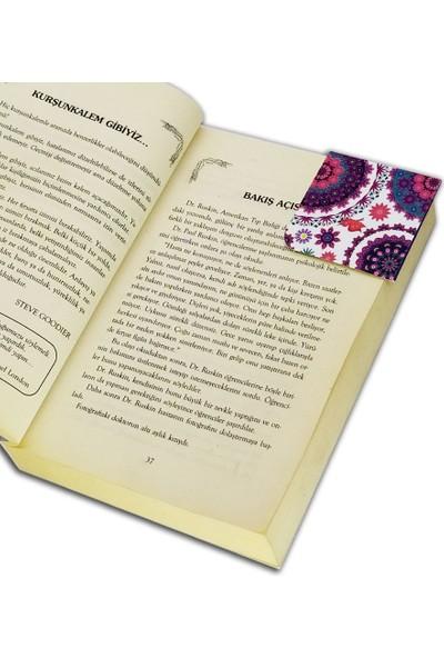 İstisna Köşe Kitap Ayracı Model 7