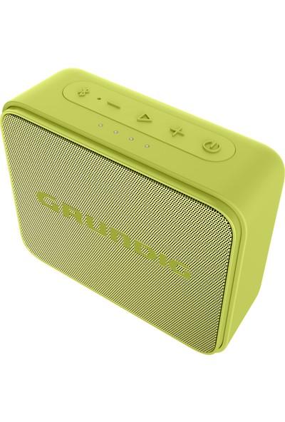 Grundig Jam IPX7 Su geçirmez Bluetooth Hoparlör Lime