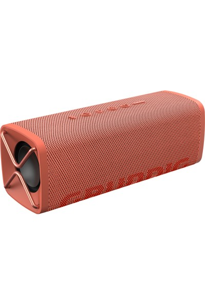 Grundig Club IPX7 Su geçirmez Bluetooth Hoparlör Mercan