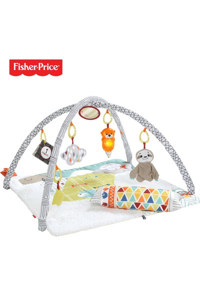 Fisher-Price Perfect Sense Delüks Jimnastik Merkezi GKD45