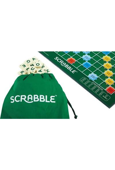 Scrabble Orijinal İngilizce, Kutu Oyunu, Mattel Games Y9592
