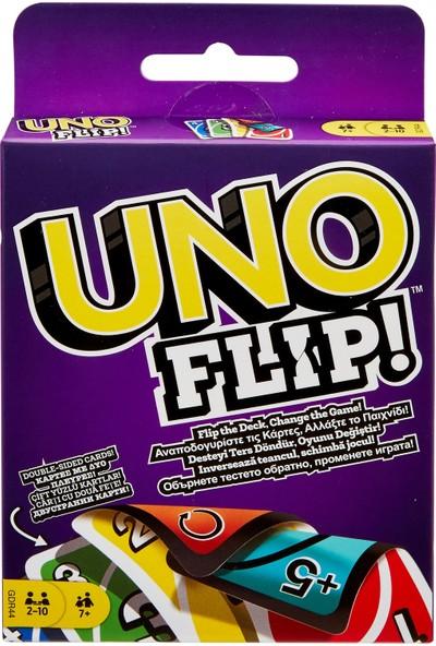 Mattel Uno Flip, Klasik UNO'nun Yeni Versiyonu, Mattel Games GLH50
