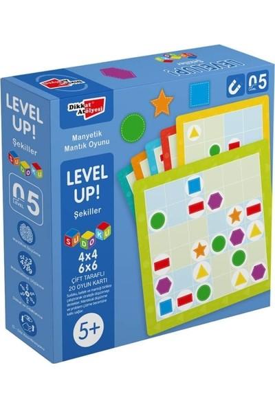 Levelup! Şekiller Sudoku