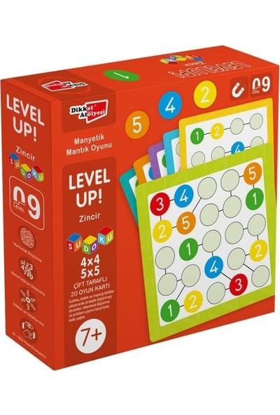 Levelup! Zincir Sudoku
