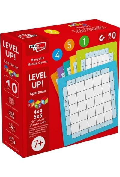 Levelup! Apartman Sudoku
