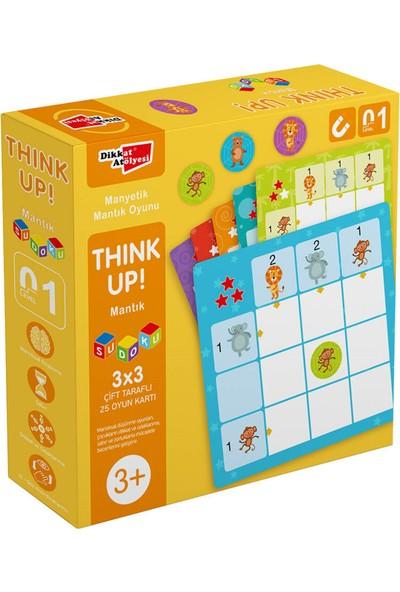 Dikkat Atölyesi Thinkup! Mantık Sudoku