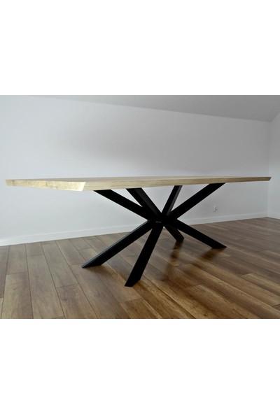 Abronya Metal Masa Ayağı Ahtapot Kollu Masa Ayağı Yemek Masası Mutfak Masası Ayak Modelleri