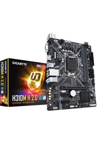 Gigabyte Mab Intel H310M-H 1151 Ddr4 2666MHZ Anakart
