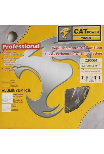 Catpower Alüminyum Elmas Testere
