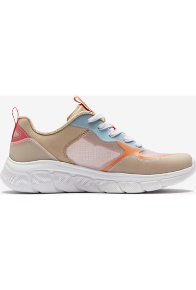Skechers Bobs B Flex Kadın Natürel Spor Ayakkabı 117117 Ntmt