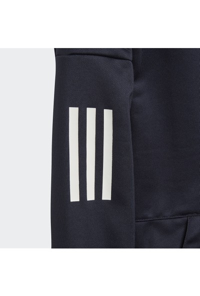 Adidas Messi Football-Inspired Full-Zip Çocuk Sweatshirt