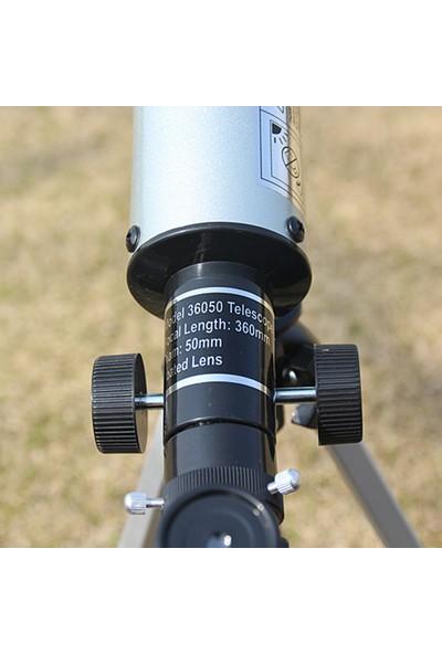 Tcherchi F36050 Teleskop Siyah Gümüş