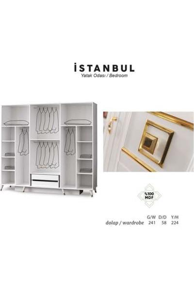 Poyraz Istanbul 6 KAPILI DOLAP