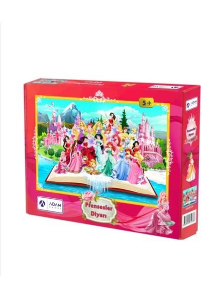 Adam Games Prensesler Diyarı 150 Parça Puzzle
