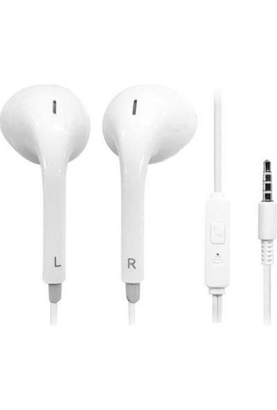 Lenovo HF170 Stereo Mikrofonlu Kulak Içi Kablolu Kulaklık Beyaz
