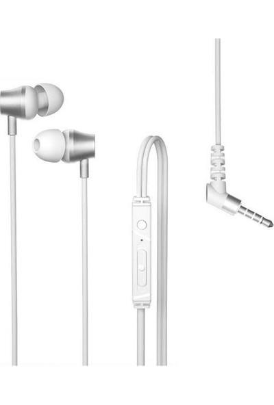 Lenovo QF320 Kulak Içi Mikrofonlu Kulaklık Beyaz