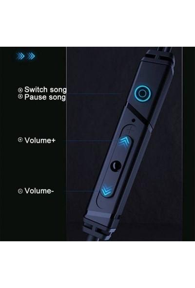 Lenovo QF320 Kulak Içi Mikrofonlu Kulaklık Siyah
