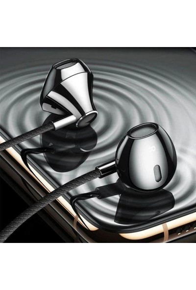 Lenovo HF140 Mikrofonlu Kulak Içi Kulaklık Kırmızı