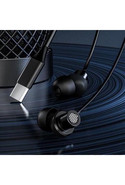 Lenovo TW13 Thinkplus Type-C Mikrofonlu Kulak Içi Kulaklık