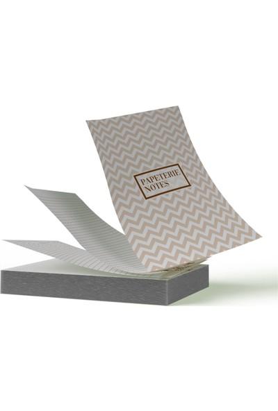 Papeterie Notes Hatırlatıcı Not Kartları 100 Yaprak