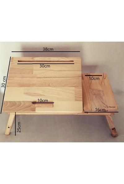 Inspire Laptop Stand / Sehpası / Tutucu/ Mini Çalışma Masası