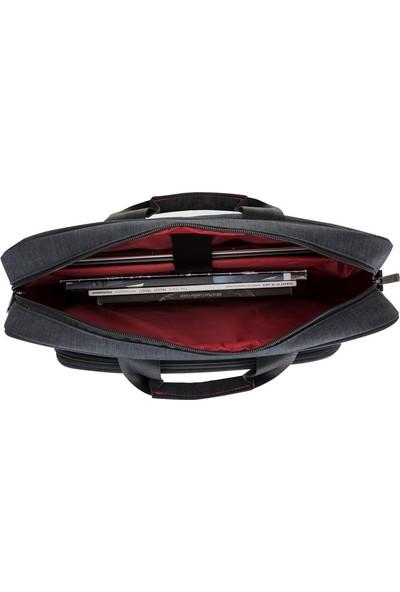 """Limon Aksesuar 15"""" Siyah Laptop Çantası / Santori 15.6"""" Bilgisayar Evrak Notebook Çantası"""