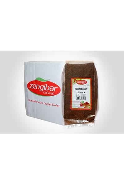 Zengibar Çiğ Köfte Baharatı 1000 gr