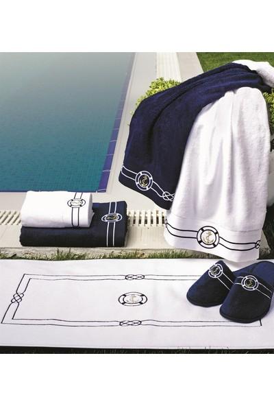 Soft Cotton Marine Havlu Lacivert 50*100 cm