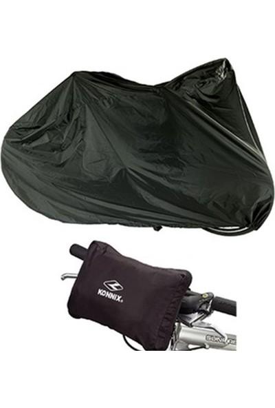 Konnix Bisiklet Brandası TY-0558B Siyah 26