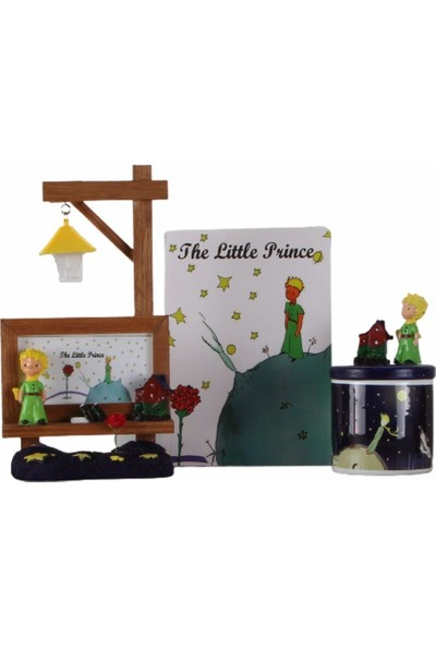Hediye Kanalı Küçük Prens Lamba Küçük Prens Kalemlik Küçük Prens Defter