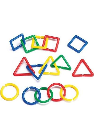 Edx Geometrik Şekillerle Bağlantı 360 Parça