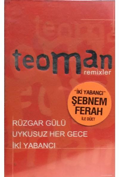 Teoman - Remixler ( Kaset )