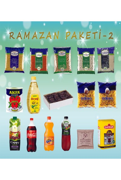 Deva Ramazan Paketi-2