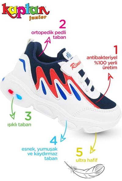 Kaptan Junior Işıklı Erkek Çocuk Spor Ayakkabı