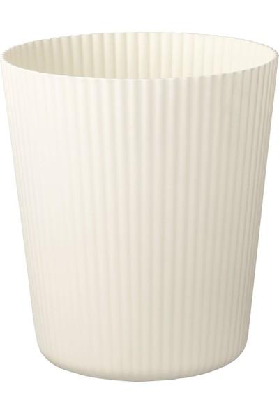 Ikea Nejkon Beyaz Saksı 12 Cm