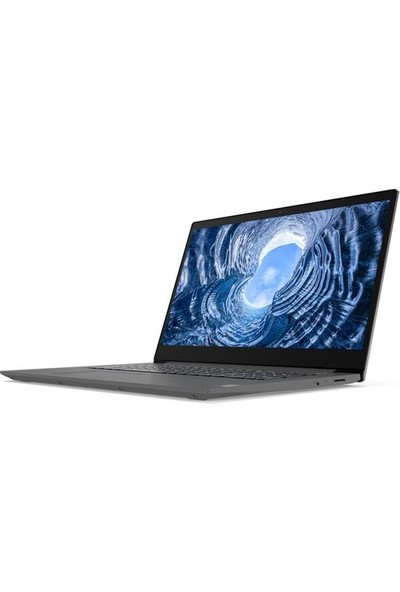 "Lenovo V17 Intel Core i7 1065G7 20GB 1TB SSD MX330 Windows 10 Pro 17.3"" FHD Taşınabilir Bilgisayar 82GX007VTX24"