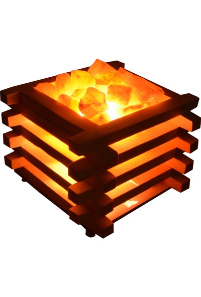 Kuzeyyıldızı Tuz Lamba Kasa Modeli Tuz Lambası Himalaya Tuz Lambası Kristal Tuz Gece Tuz Lambası
