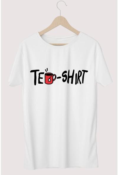 Grif Tea Shırt Baskılı Kadın T-Shirt
