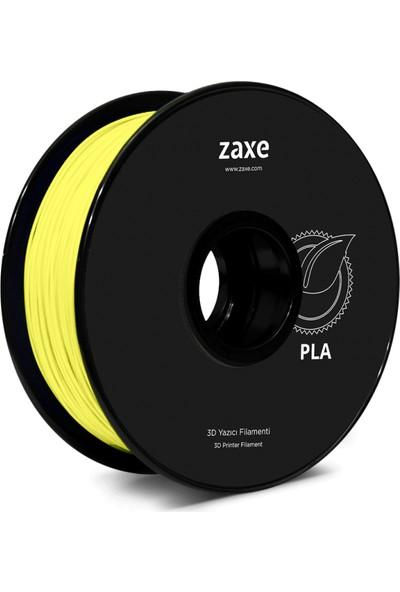 Zaxe Filament 1.75 mm Sarı Abs - Zaxe