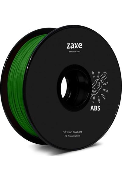 Zaxe Filament 1.75 mm Koyu Yeşil Abs - Zaxe