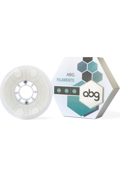 Abg Hıps Filament 1.75 mm Natural - Abg
