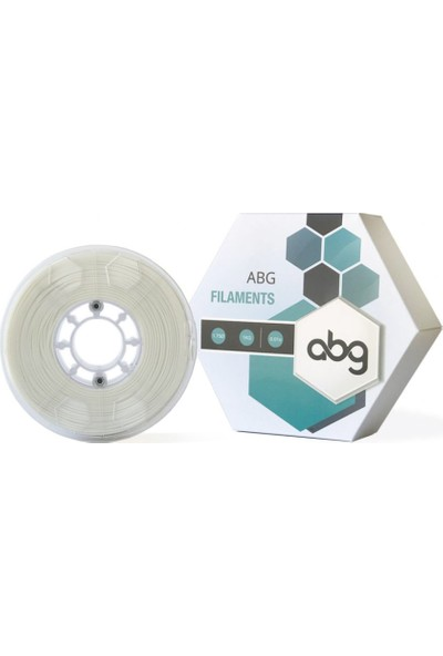 Abg Filament 1.75 mm Natural Flex - Esnek - Abg