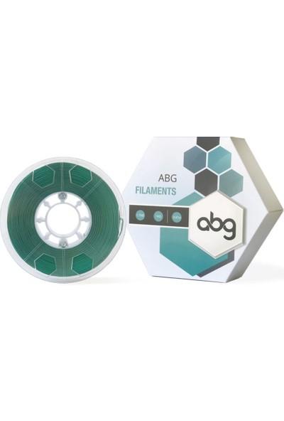 Abg Filament 1.75 mm Yeşil Abs - Abg