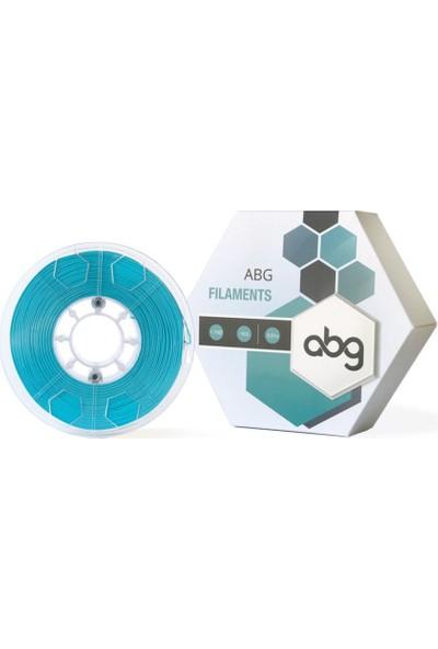 Abg Filament 1.75 mm Turkuaz Pla - Abg